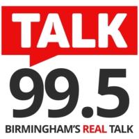 Logo of radio station WZRR Talk 99.5