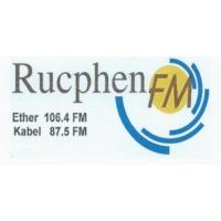 Logo of radio station Rucphen FM
