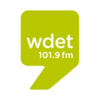 Logo of radio station WDET 101.9 FM