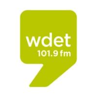 Logo of radio station WDET 101.9 FM