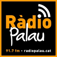 Logo of radio station Ràdio Palau