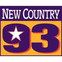 Logo of radio station KKNU New Country 93.3