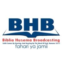 Logo of radio station Biblia Husema Broadcasting