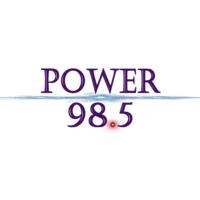 Logo of radio station Power 98.5