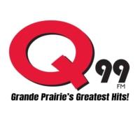 Logo of radio station Q99