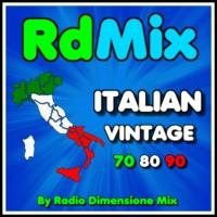 Logo de la radio RDMIX ITALIAN VINTAGE 70 80 90