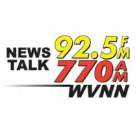 Logo of radio station WVNN NewsTalk
