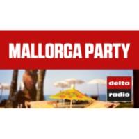 Logo de la radio delta radio - Mallorca Party