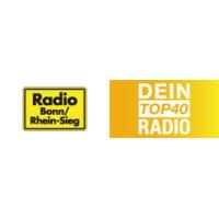 Logo of radio station Radio Bonn/Rhein-Sieg – Dein Top40 Radio