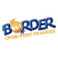 Logo of radio station 93.1 The Border