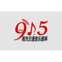 Logo of radio station 南充交通音乐广播 FM91.5