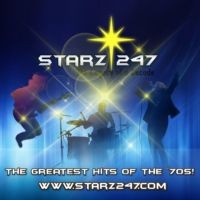 Logo of radio station STARZ 247