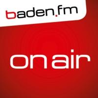 Logo of radio station baden.fm