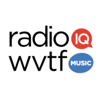 Logo of radio station WVTF Radio IQ