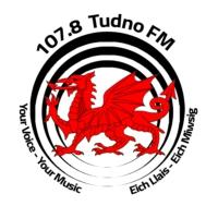 Logo de la radio Tudno FM 107.8