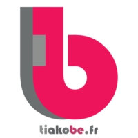 Logo of radio station TIAKO BE