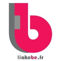 Logo of radio station TIAKO BE