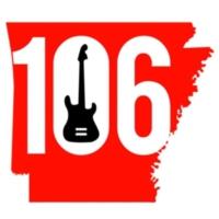 Logo of radio station KXIO 106.9 FM