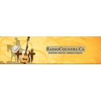 Logo de la radio RadioCountry.Ca