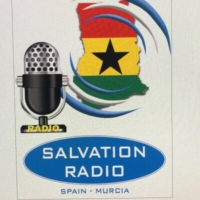 Logo de la radio salvationradio