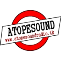 Logo of radio station AtopeSound Radio