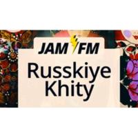 Logo de la radio JAM FM Russkiye Khity