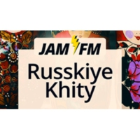 Logo of radio station JAM FM Russkiye Khity