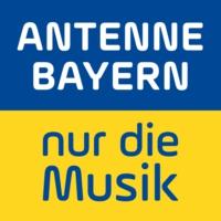 Logo of radio station ANTENNE BAYERN Nur die Musik