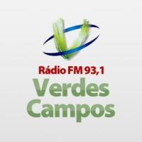Logo of radio station Verdes Campos FM