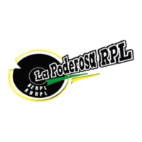 Logo of radio station XHRPL La Poderosa 93.9