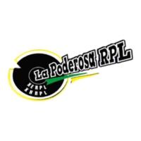 Logo de la radio XHRPL La Poderosa 93.9