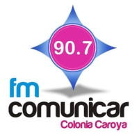 Logo of radio station FM Comunicar
