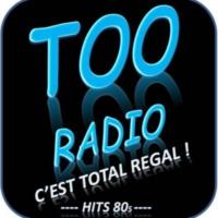 Logo de la radio TOO   RADIO 80s