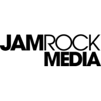 Logo of radio station Jamrock Radio