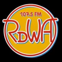 Logo of radio station R-Dwa