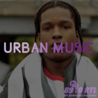 Logo de la radio 89.0 RTL - Urban Music