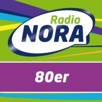 Logo de la radio NORA 80er Stream