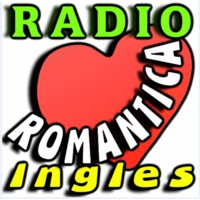 Logo of radio station RADIO ROMANTICA INGLES
