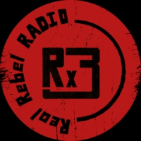 Logo of radio station Real Rebel Radio