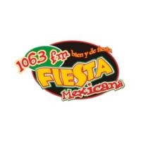 Logo de la radio XHPSP Fiesta Mexicana 106.3 FM