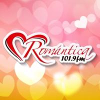 Logo de la radio XHPNA Romántica 101.9 FM