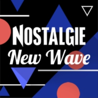 Logo of radio station Nostalgie - New Wave