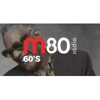 Logo of radio station M80 Rádio - 60's