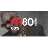 Logo of radio station M80 Rádio - 60's