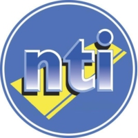 Logo of radio station NTI