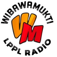 Logo of radio station LPPL WIBAWAMUKTI