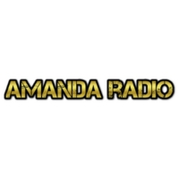 Logo of radio station Amanda Radio