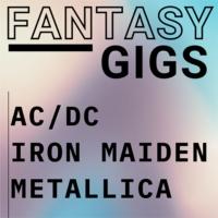 Logo of radio station Fantasy Gigs Metal Live