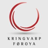 Logo of radio station Kringvarp Føroya