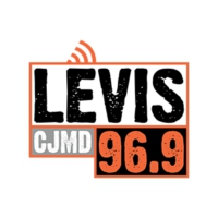 Logo of radio station CJMD 96.9 FM Lévis